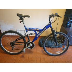 Bicicleta Mtb Halley R26 Full Supension Hx4