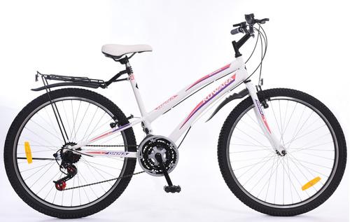 bicicleta mtb kuwara new onna dama rodado 26