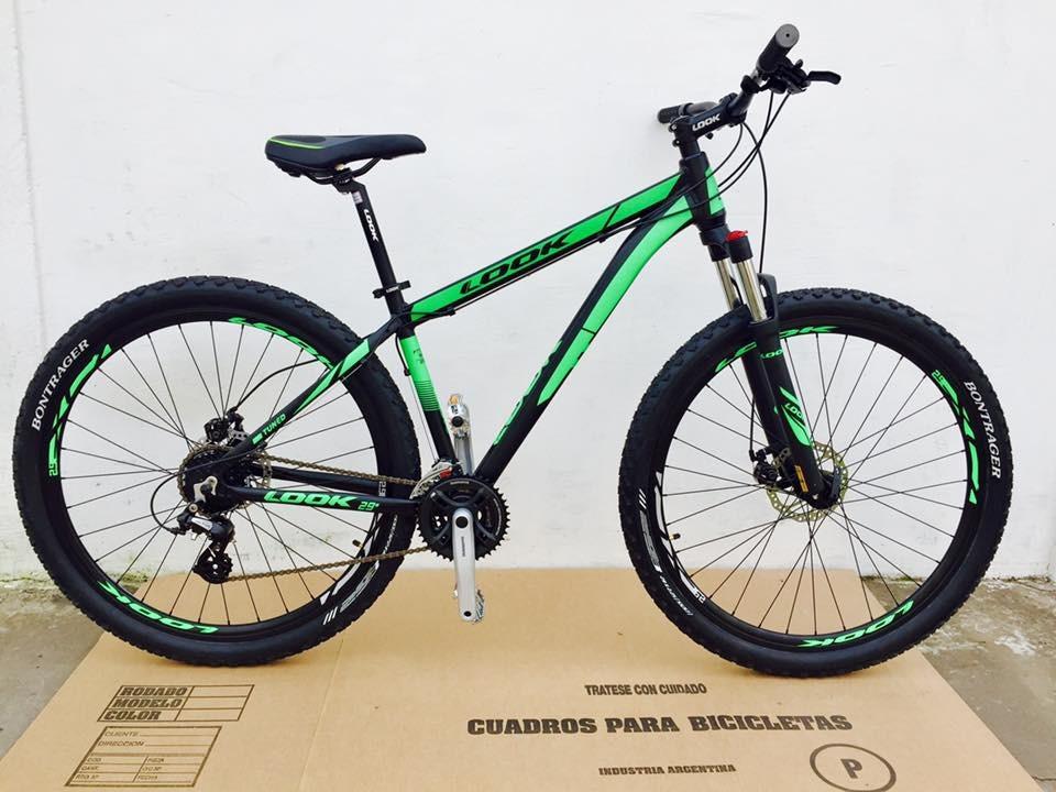 Bicicleta Mtb Look Rodado 29 Freno A Disco 24 Vel. - $ 13.200,00 en ...