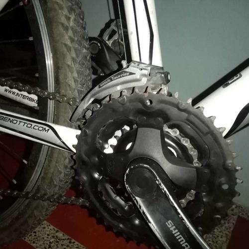 bicicleta mtb - para ciclomontañismo rin 26  talla s