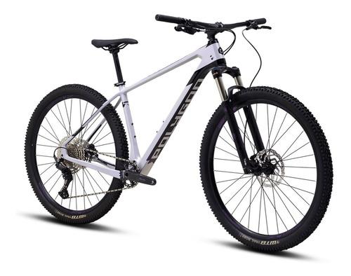 bicicleta mtb polygon syncline c2 carbono 11v - ciclos