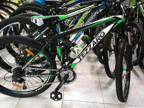 bicicleta mtb .r 29. aluminio freno a dis.