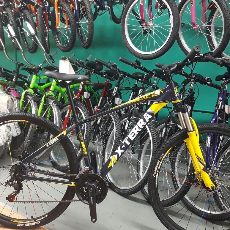 Bicicleta Mtb R29 X-terra Klt-905 Discos ,horquilla Bloqueo ...