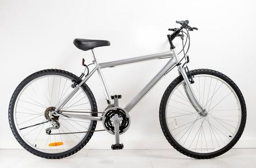 bicicleta mtb rodado 26 18 vel bb e. gratis + 6 cuotas sin