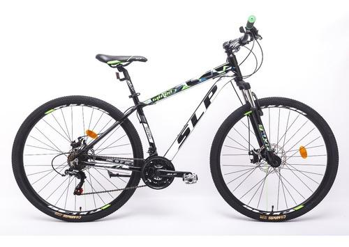 bicicleta mtb slp 50 pro r29 susp shimano 21v f/disco susp.