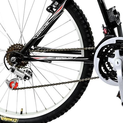 bicicleta mtb todoterreno 18 cambios rin 26 colores