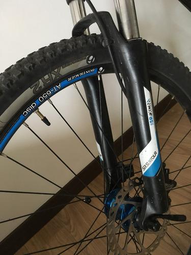 bicicleta mtb trek 4300 + llanta nueva specialized