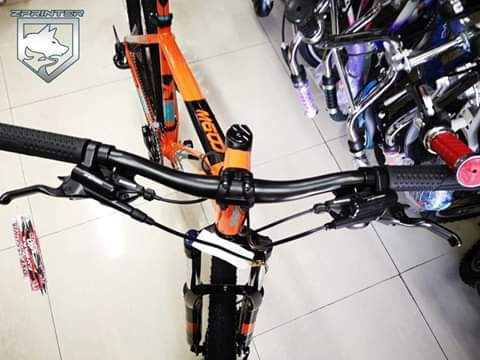 bicicleta mtb trinx m600 aro 26 aluminio
