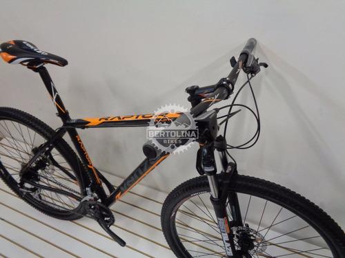 bicicleta mtb venzo raptor rodado 29 24 cambios discos hidr