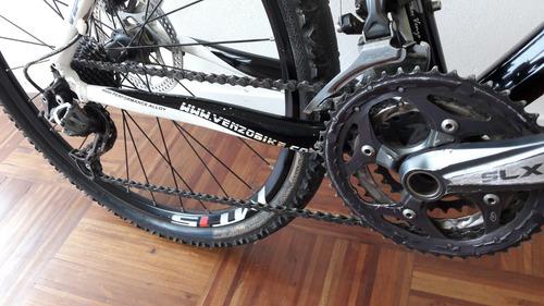 bicicleta  mtb venzo viper 26 talle m