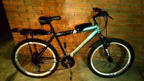 bicicleta multifuncional con capacidad de carga superior