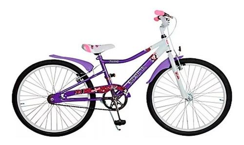 bicicleta musetta rod 24 fantasy s/ interés // richard bikes