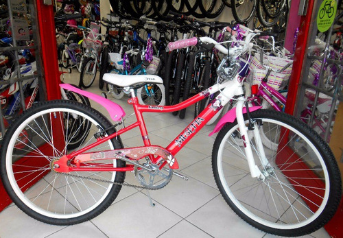 bicicleta musetta rod 24-fantasy,de nena nuevo modelo!!2017!