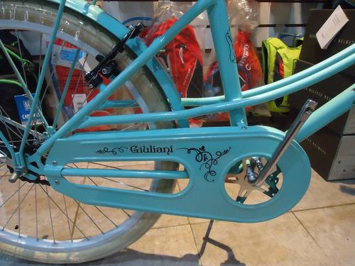bicicleta musetta vintage rodado 24 canasto mimbre - racer