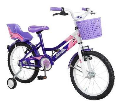 bicicleta nena musetta betty blue 16 - racer bikes