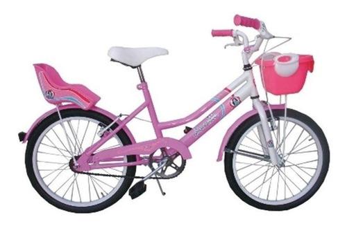 bicicleta nena musetta betty blue rodado 20 - racer bikes