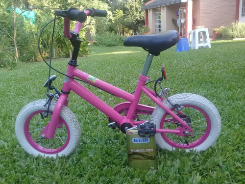 bicicleta nena - rodado 12