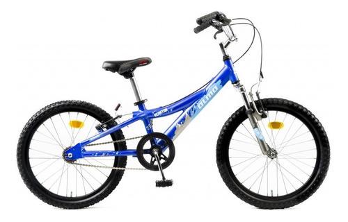 bicicleta nene olmo reaktor rod. 20 aluminio azul - racer bikes