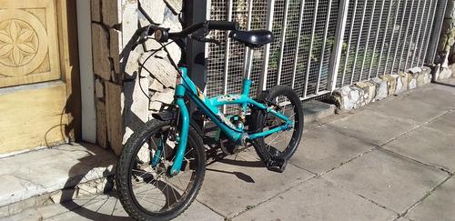 bicicleta nene rodado 16. excelente para aprovechar!!!!