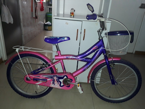 bicicleta niña,usada