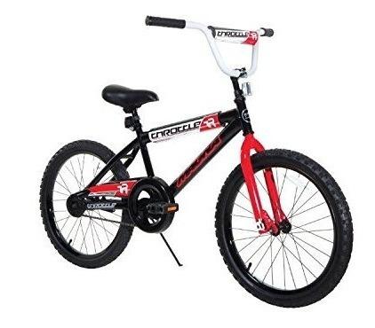 bicicleta niño  6-10 años dynacraft moto throttle magna 20 pulg