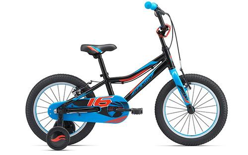 bicicleta niño giant