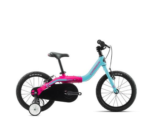 bicicleta niño orbea -17 grow 1 rodado 16