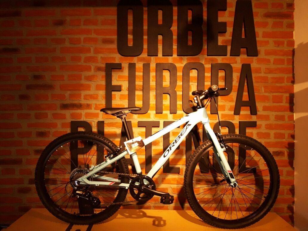 8a4eec97bb4ad bicicleta niño orbea mx 24. mountain bike rod. 24 aluminio. Cargando zoom.