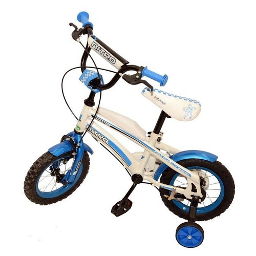 bicicleta niño rodado 12 nitro , rosas hermanos mercedes