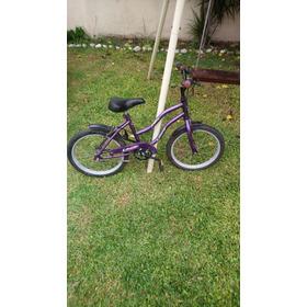 Bicicleta Niño Rodado 16 Excelente Estado