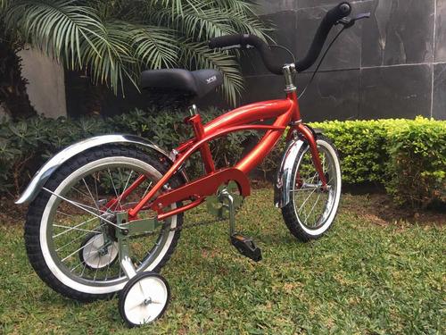 bicicleta niño schwinn