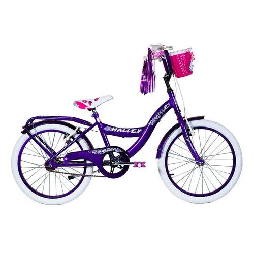 bicicleta niños halley cross rodado 20 y varios colores