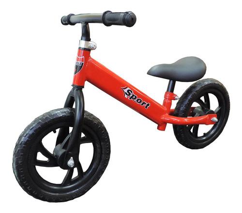 bicicleta niños sin pedal