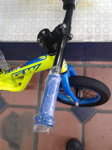 bicicleta niños sin pedales tipo strider en  aluminio !!!!