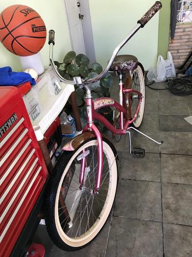 bicicleta nirve island flower