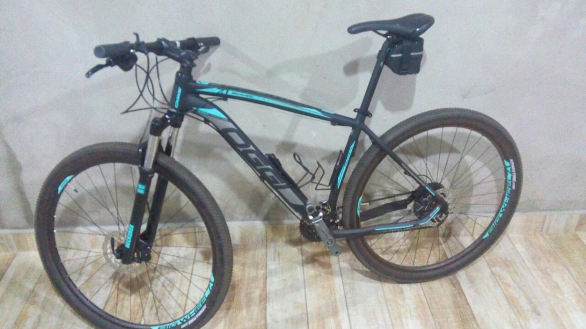 Bicicleta Oggi Big Wheel 7 1 27vel Mtb Aro 29 Carregando Zoom