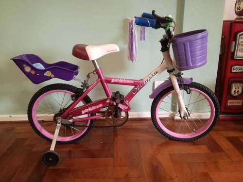 bicicleta olimpia para nena