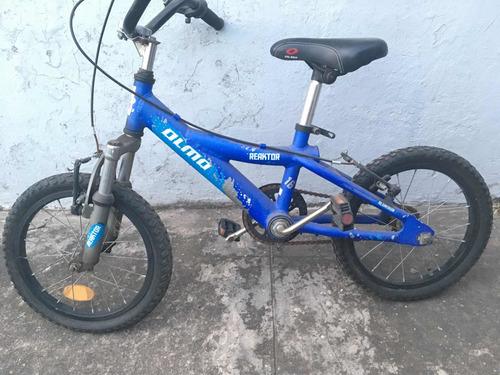 bicicleta olmo reaktor r16