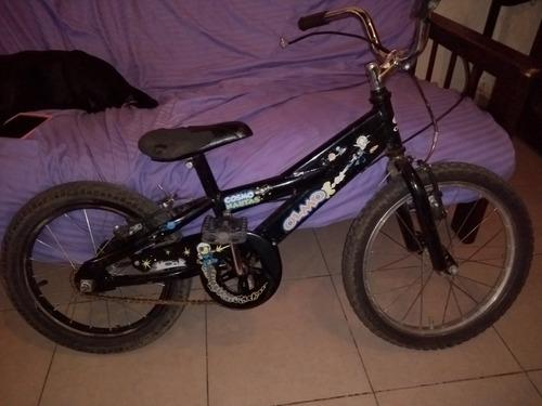 bicicleta olmos rodado 16(envío gratis)