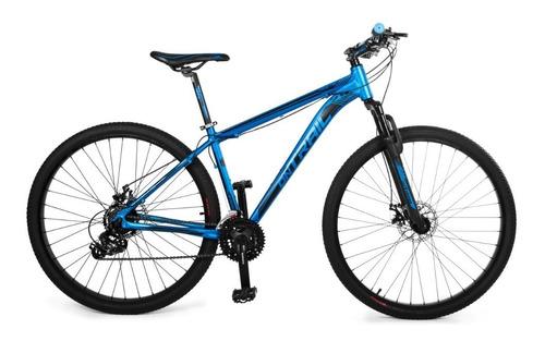 bicicleta on trail fractal 29 aluminio f.disco 21v susp.