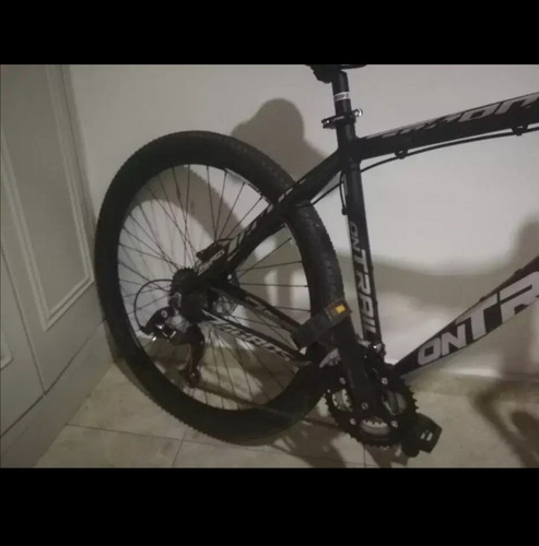 bicicleta on trail zagros