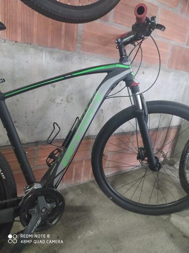 bicicleta optimis sirius x 2020 todavía con garantía