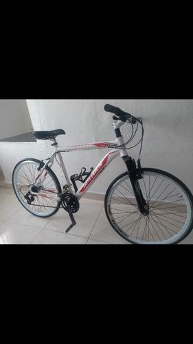 bicicleta optimus 1.0 aluminio,llantas y partes de gw