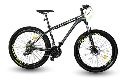 bicicleta optimus boston 2019 shimano 7vl. 27/29 hidraulica