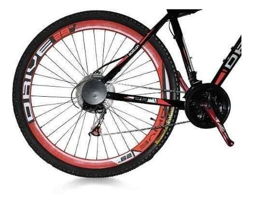 bicicleta optimus drive boston 27 freno hidraulico shimano.