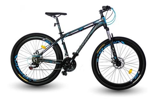 bicicleta optimus drive boston 29 shimano 7vel disco suspe