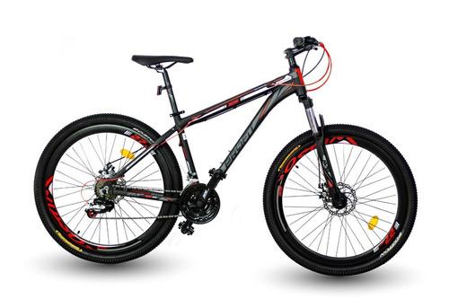 bicicleta optimus profit boston shimano 21 vel hidráulico