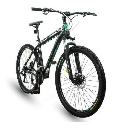 bicicleta optimus profit  rin 27.5 - 29 7 vel susp bloque hd