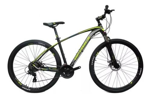 bicicleta optimus sirius 2020 shimano 8vl. 27/29 hidraulicos