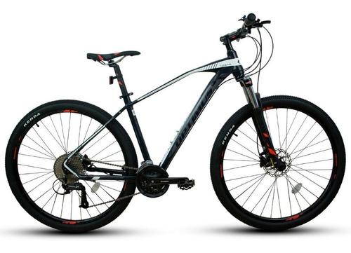 bicicleta optimus tucana 29 deore 10 vel. hidráulico remoto